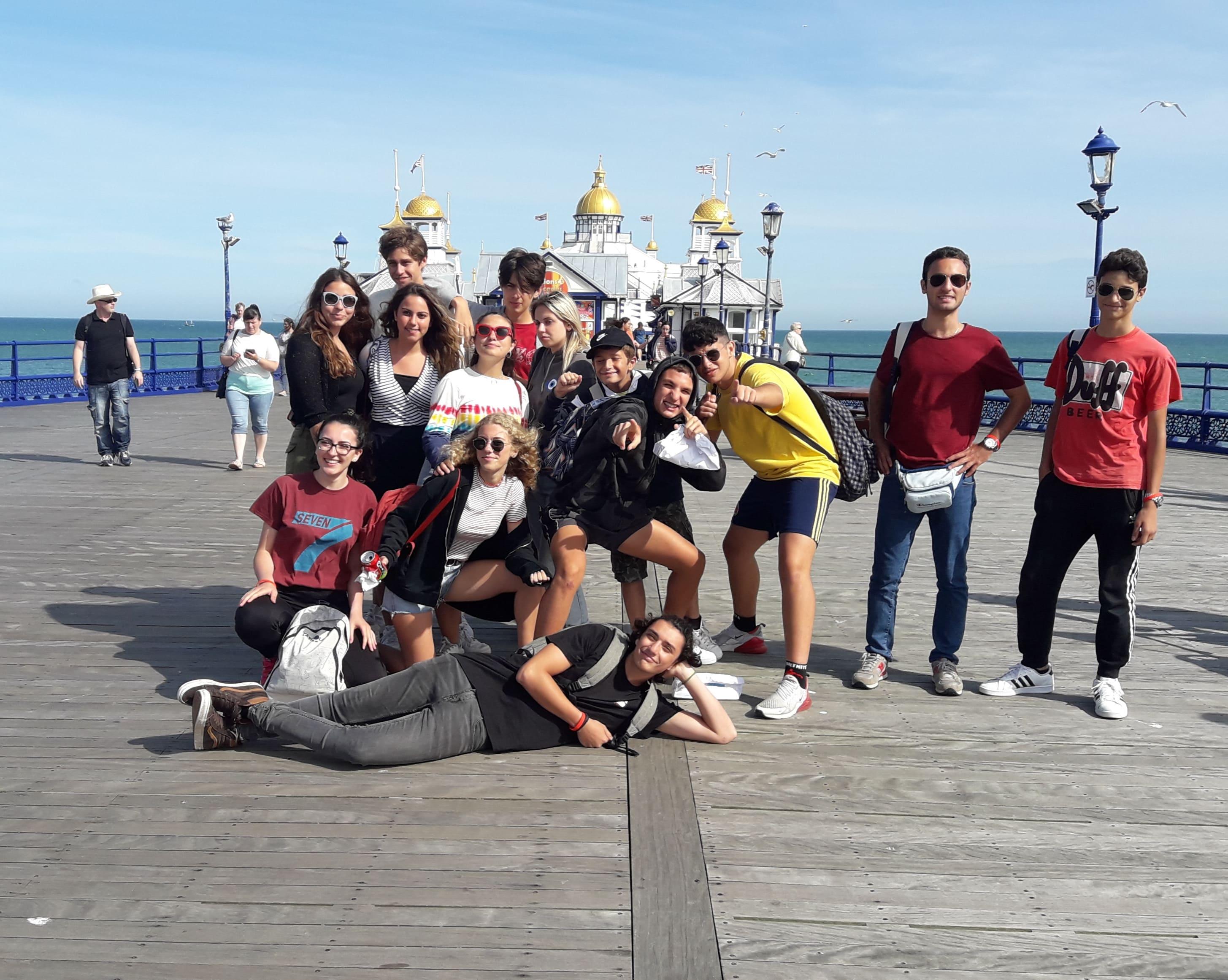 Vacanze Studio all'estero vacanza con accompagnatore