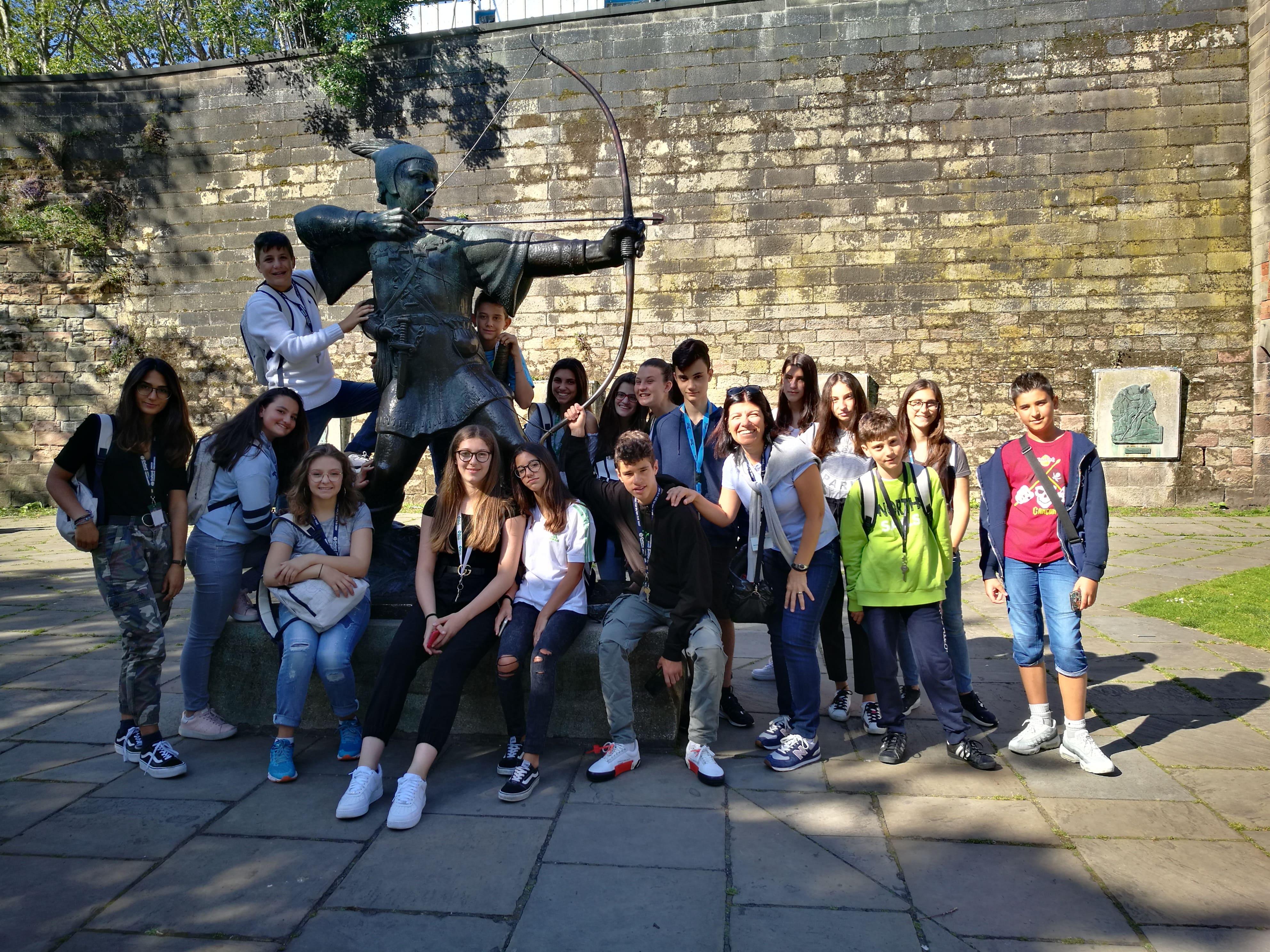 Vacanze Studio Inghilterra corsi linguistici