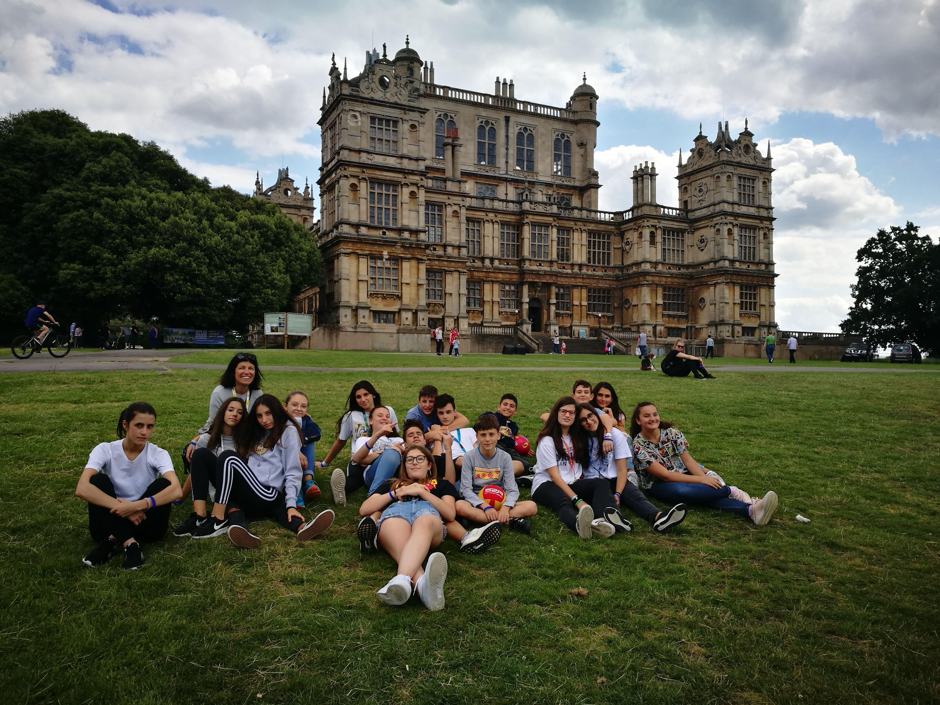 Vacanze Studio Inghilterra