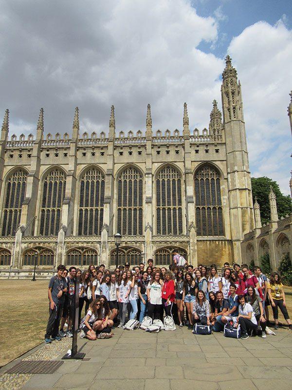 corsi delle vacanze studio in Inghilterra