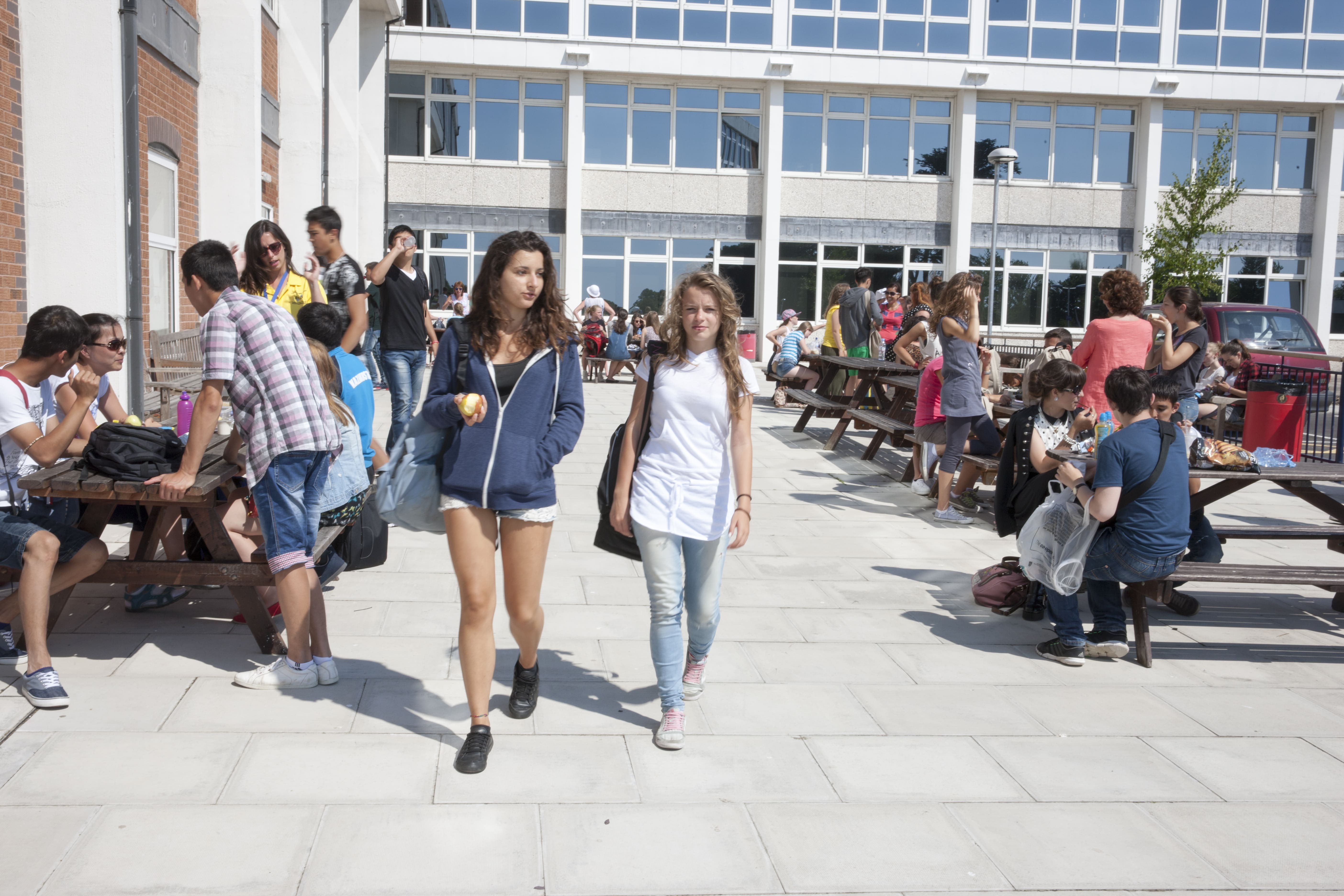 vacanza studio inglese studenti