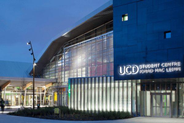 soggiorno studio a dublino University College Dublin