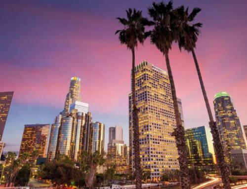 Qual è il programma delle attività previste durante la frequenza di un corso di inglese a Los Angeles?