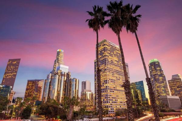 corso di inglese a Los Angeles