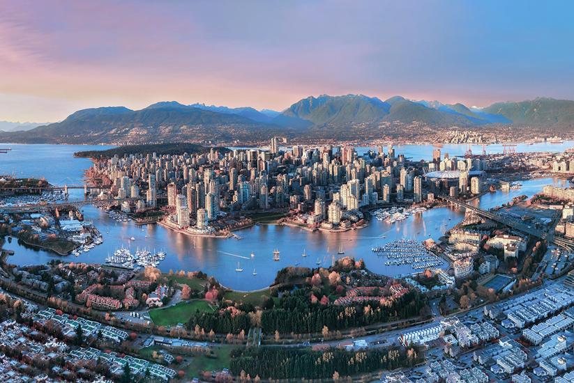 Vacanza Studio Vancouver