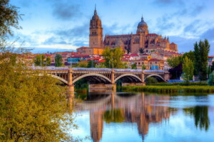 Salamanca Viaggio studio Madrid