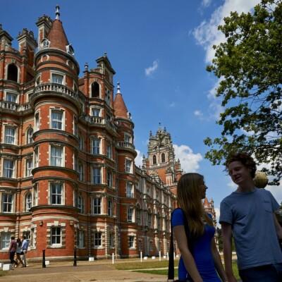 London Royal Holloway University