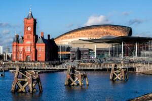 Vacanza studio in Inghilterra Cardiff