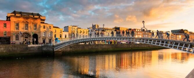 vacanza studio in irlanda dublino