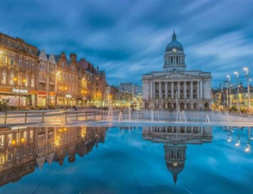 Cosa vedere a Nottingham?