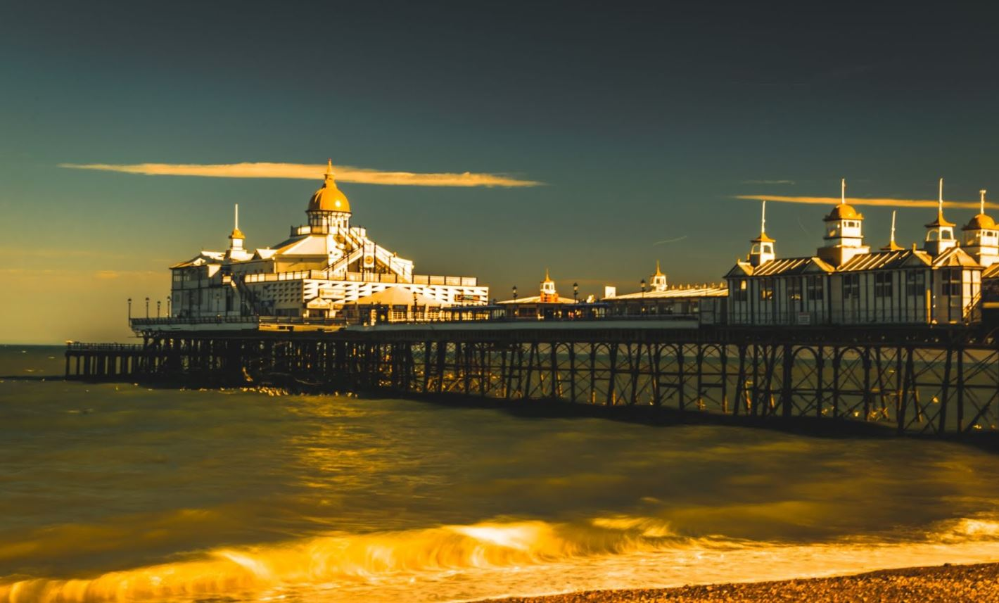 cosa vedere a eastbourne
